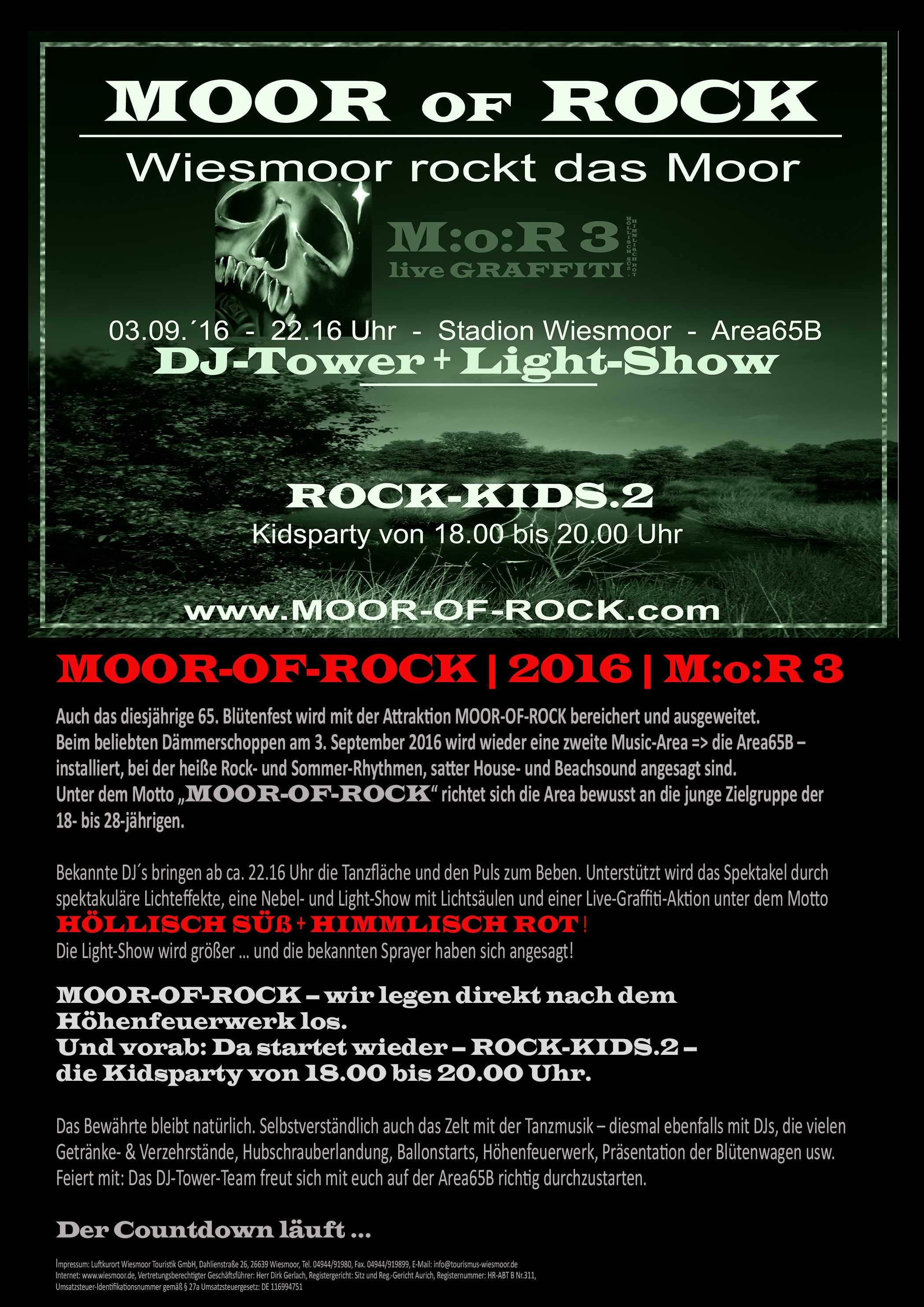 65 Blutenfest Moor Of Rock